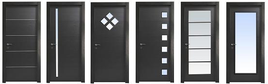 ניתן להוסיף לדלתות תוספות כגון:צוהרים מיוחדים,פסי ניקל,דלת הזזה ועוד..